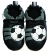 Chaussons Football noir