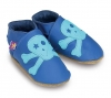 Chaussons TOMMY blue turquoise